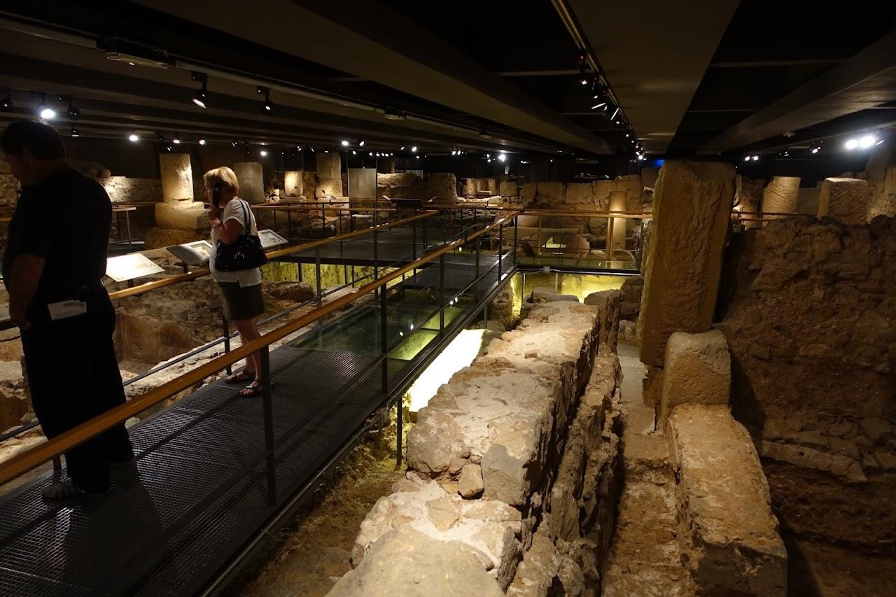 バルセロナ市歴史博物館(Museu d'Història de la Ciutat)