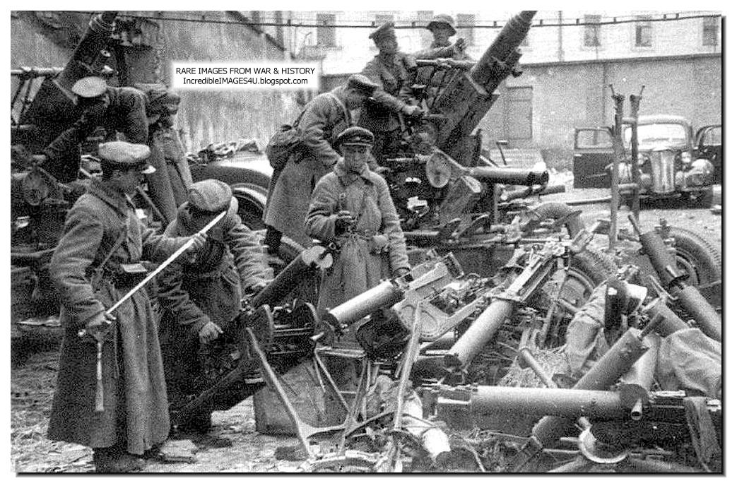 why the german invasion of russia was to be expected in world war ii The war between germany and the ussr was the largest war in world history just let that sink in it literally dwarfed all the other theatres in the second world war 4/5 of german casualties fell on the eastern front the war there claimed about 35,000,000 casualties total in the span of 4 years.