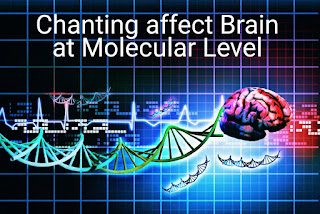 effect of chanting om on brain at molecular level quotes