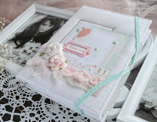 #scrapbooking#weddingdiary#notebook#