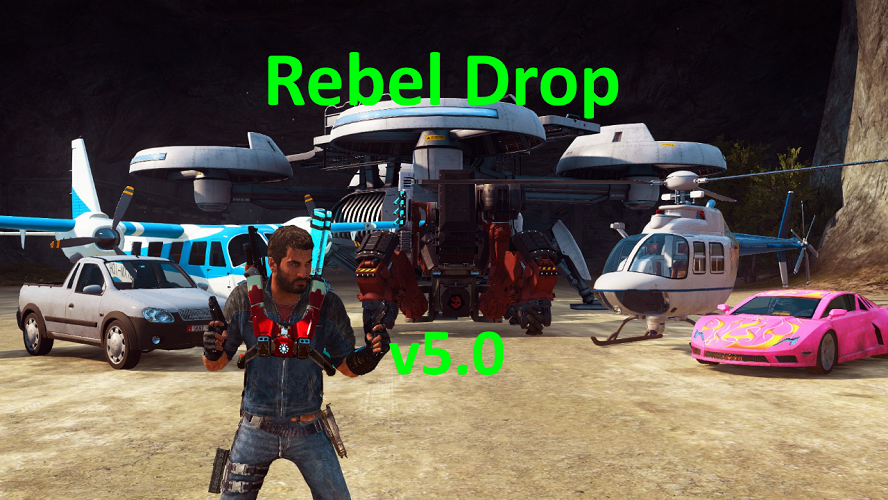 Rebel Drop