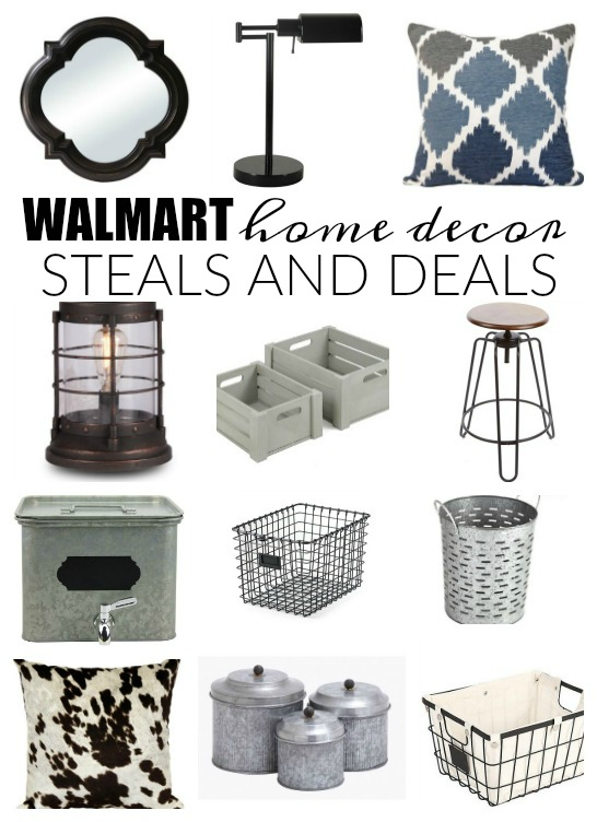 Affordable steals and deals from none other than WALMART
