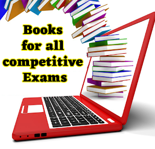 Books for all competitive Exams