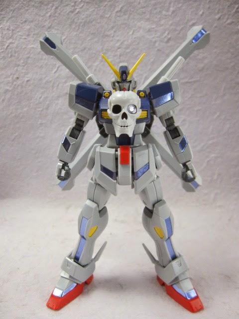 Gundam Guy Hgbf 1 144 Crossbone Gundam Maoh Review By Taka421