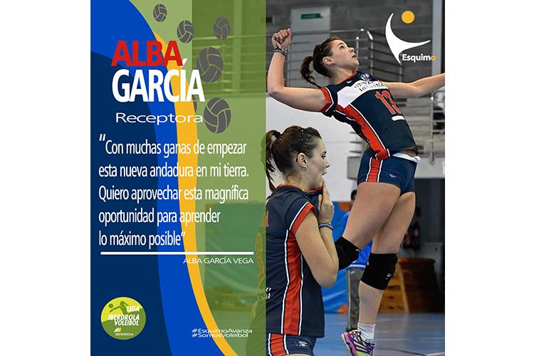 La jugadora sevillana Alba García, nueva incorporación del Cajasol ...