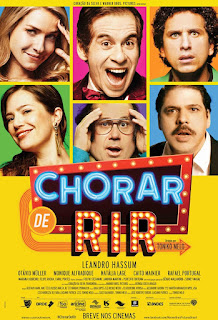 Review – Chorar de Rir