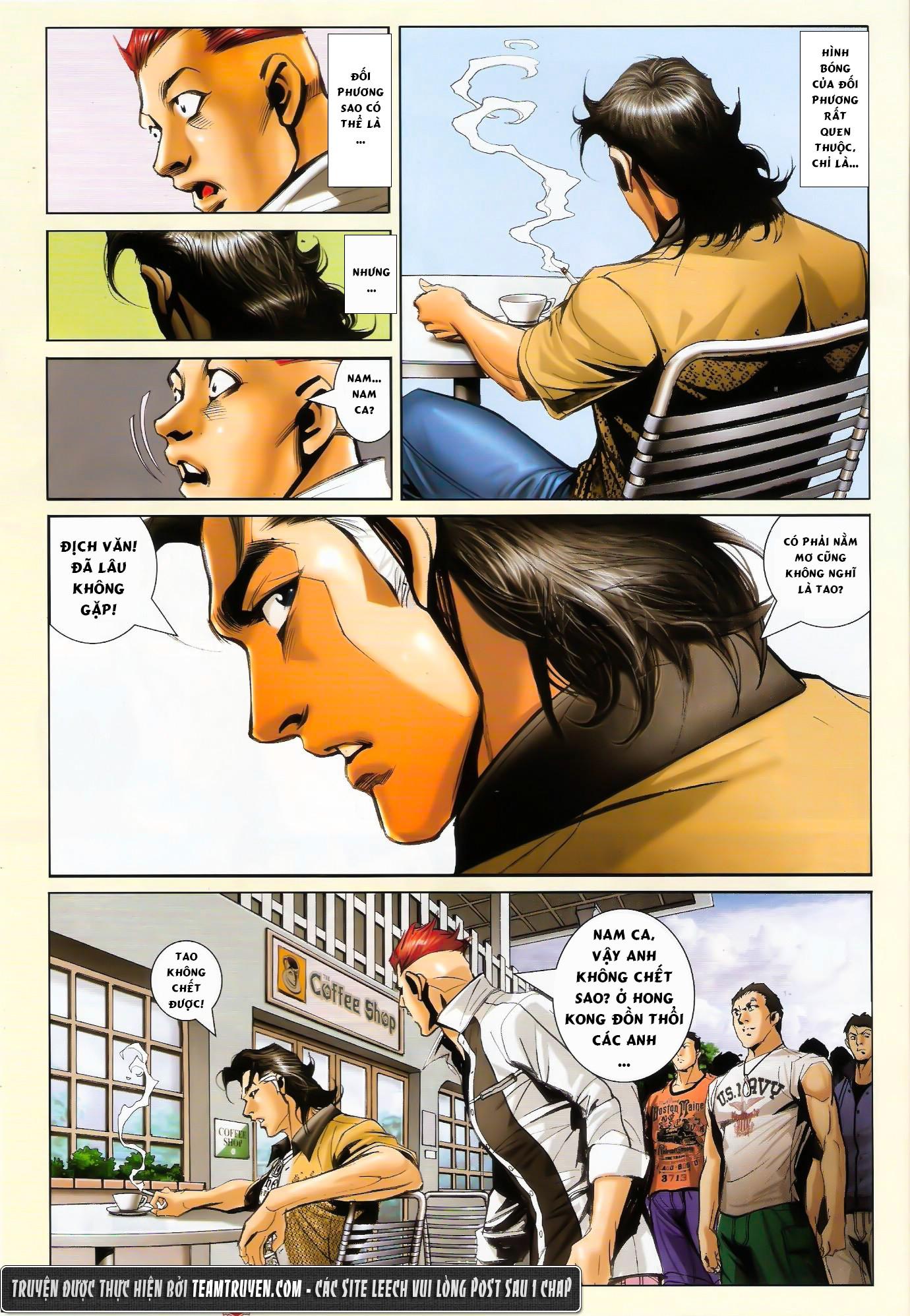 Người Trong Giang Hồ NetTruyen chap 1431 - Trang 5