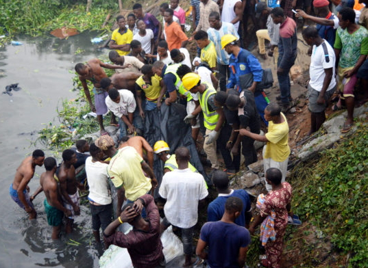 family of 10 returns church die boat accident lagos
