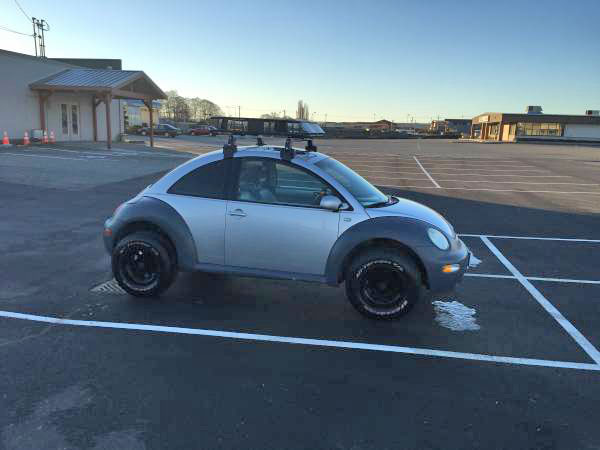 Vw Bug Convertible >> Used 2001 VW New Beetle Baja For Sale by Owner
