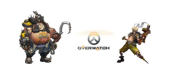 bộ ảnh Overwatch sắc nét cực đẹp