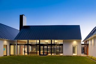 contoh gambar cat rumah minimalis warna biru