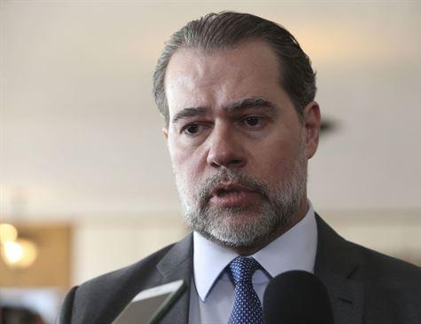 Toffoli decide que votação para presidência do Senado será secreta