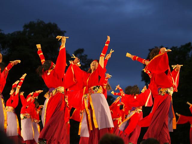 Yosakoi Soran Matsuri, Sapporo, Hokkaido (It's Time to Dance in Sapporo)