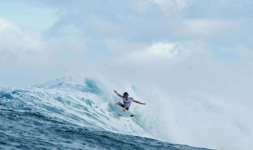 30 Vans World Cup of Sufing 2014 Leonardo Fioravanti Foto ASP