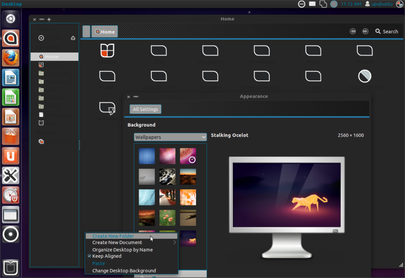 ICS GTK3 Theme: An Ice Cream Sandwich GTK3 Theme For Ubuntu
