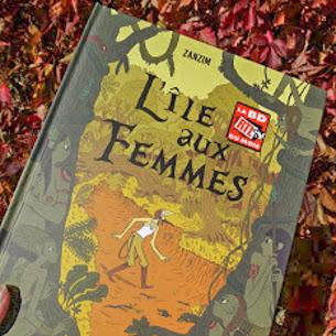 L'ILE AUX FEMMES - ZANZIN