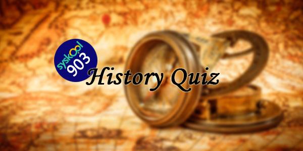 syskool history quiz
