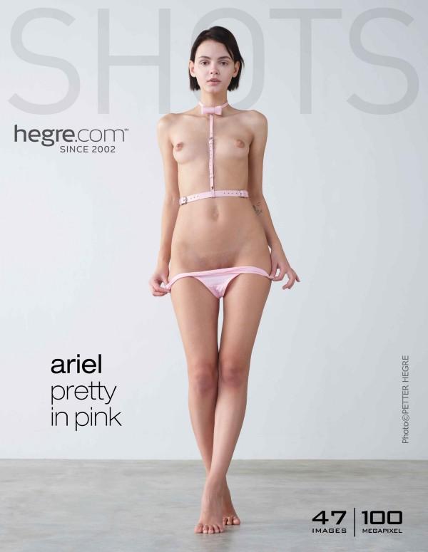 Hegre-Art – Ariel – Pretty In Pink