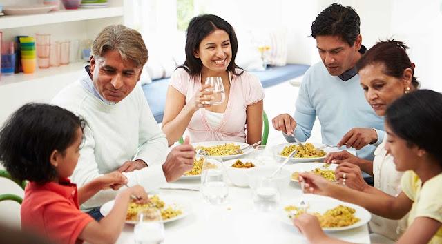 3 Tempat Berkumpul Keluarga Di Rumah
