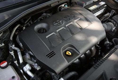 mesin Toyota CHR