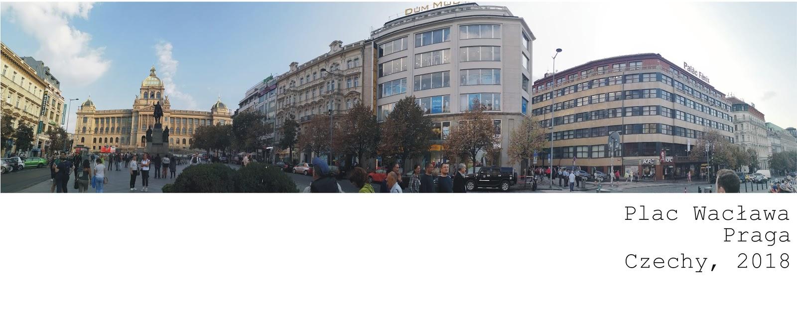 Wakacje 2018 – Praga #2