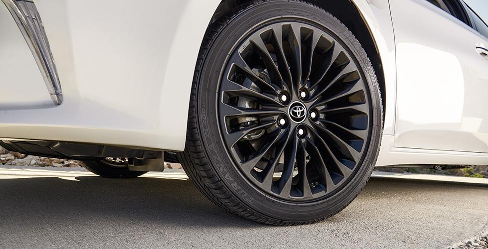 Toyota Avalon 2016 Exterior 18 In Alloy Wheels