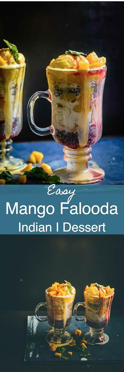 Mango Falooda