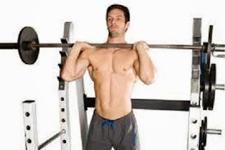 Latihan Membentuk Otot Dada Secara Maksimal
