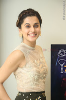Taapsee Pannu in transparent top at Anando hma theatrical trailer launch ~  Exclusive 042.JPG