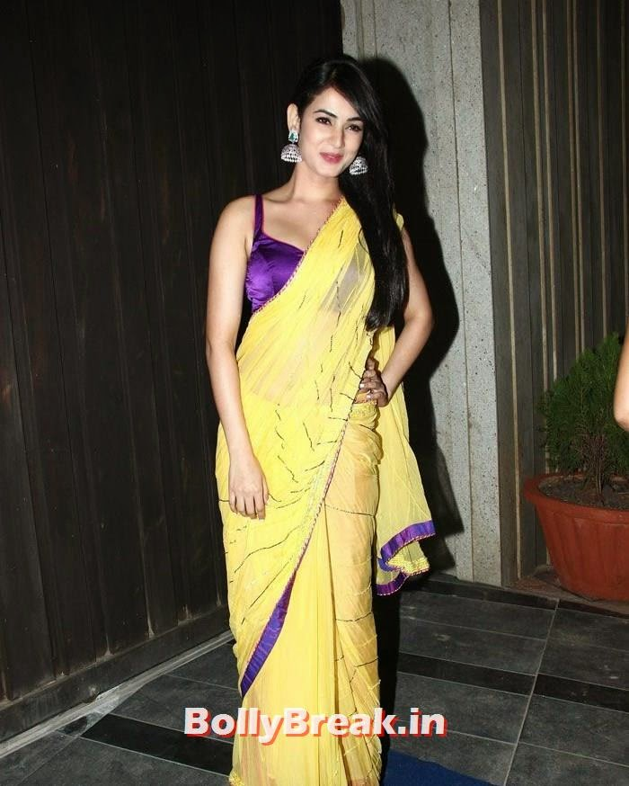 Sonal Chauhan,  Ekta Kapoor's Diwali Bash Photos