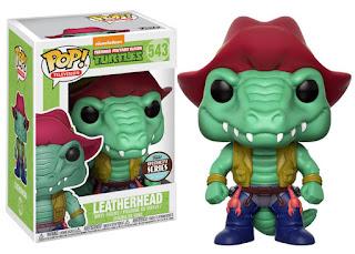 Pop! TMNT: S2 - Leatherhead.