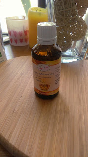 Olej arganowy vivio -recenzja