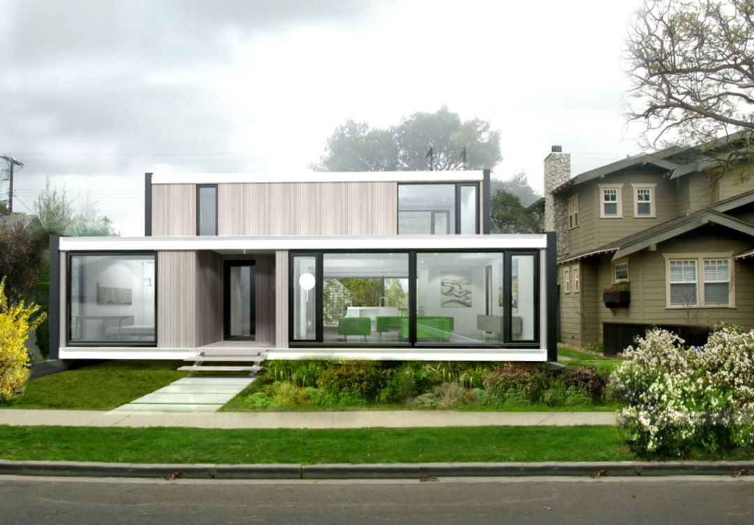 Modern Prefab Home To Get A Modern Look For Your Home