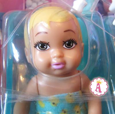 Маленькая кукла барби младенец Barbie Baby Doctor Playset 2016