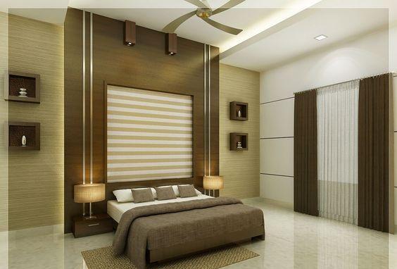 30 Modern bedroom wall design ideas 2019