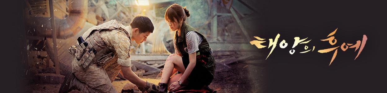 2016年韓劇 太陽的後裔線上看