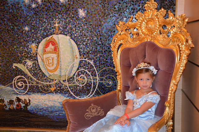 Lele Princesa no Disney Fantasy