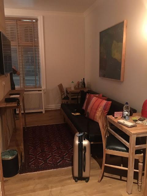 axel guldsmeden standard double room