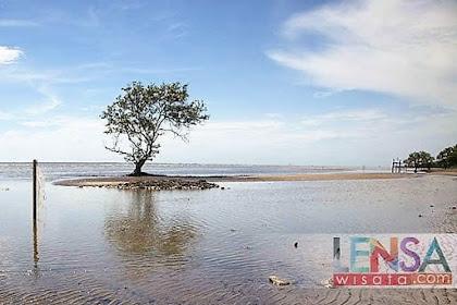 Pantai Sepahat - Wisata Bengkalis