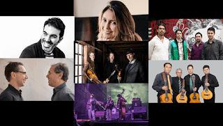 Musica y musicos de Latinoamerica y el mundo 2018