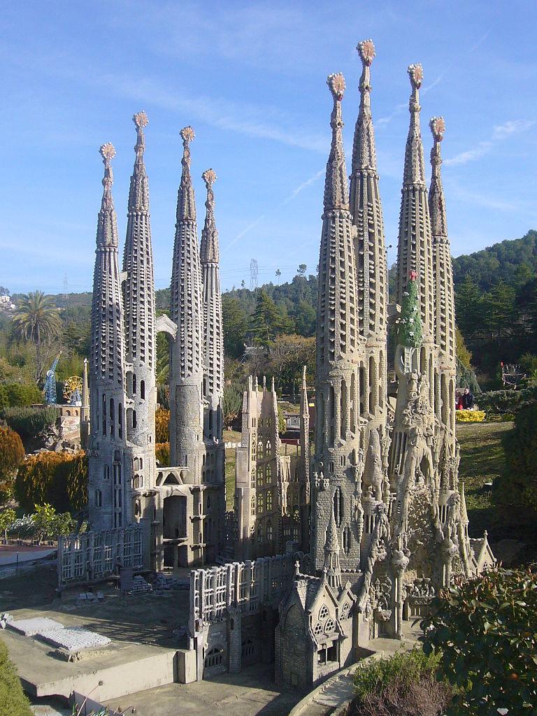 Sagrada Familia: Sagrada Família(Basilica And Expiatory Church Of The Holy