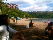 Munting Buhangin - A Beautiful View on the Sands of Batangas