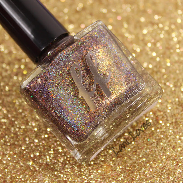 Femme Fatale Cosmetics Bear Nail Polish Swatches & Review