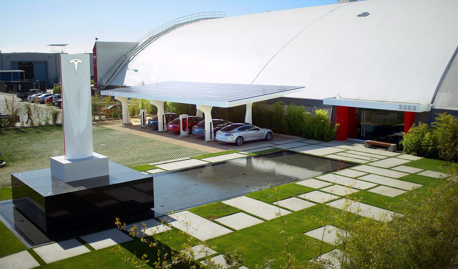 Use Tesla Powerwall In Electric Car