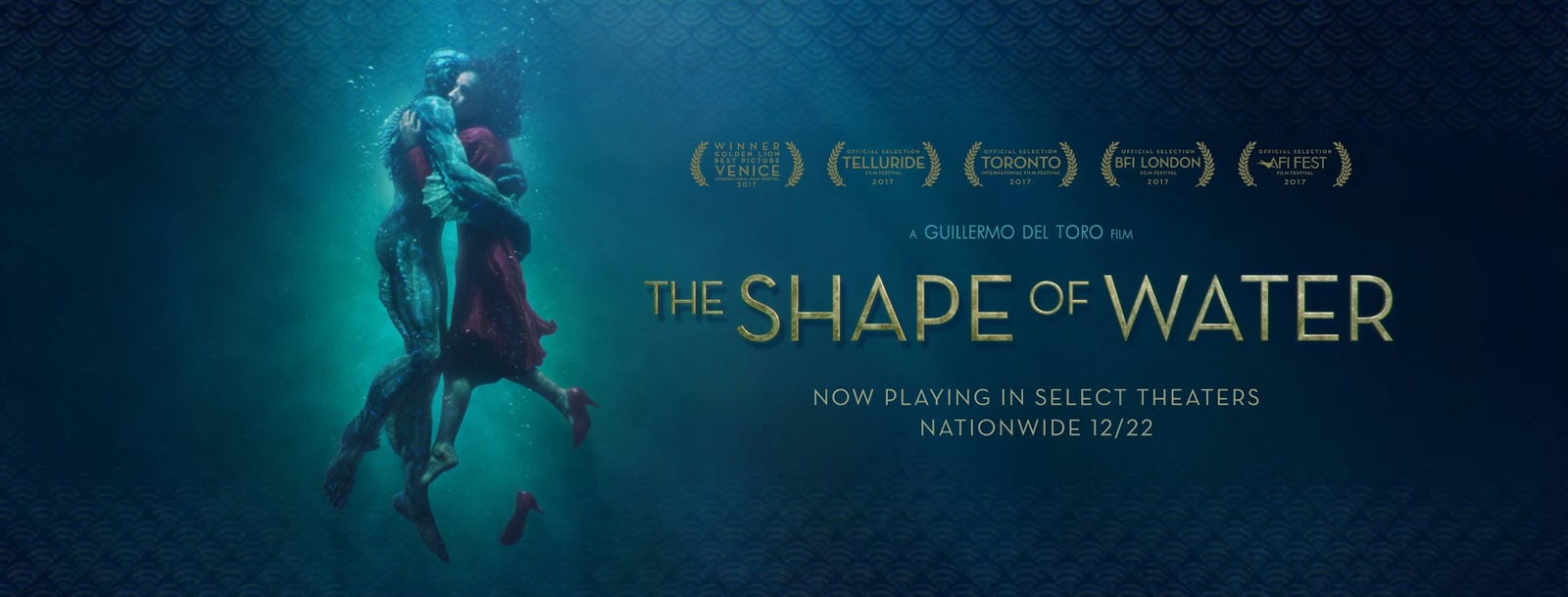 Frases De La Película The Shape Of Water La Forma Del Agua De