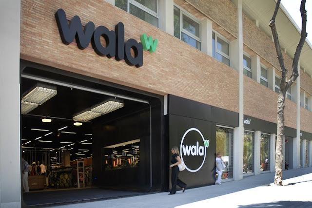 Loja Wala Shop em Barcelona