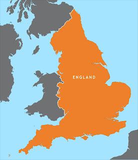 موطن نشأة اللغة الإنجليزية