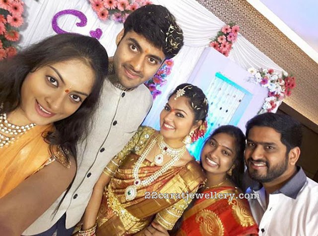TV Actress Suhasini and Raja Marriage