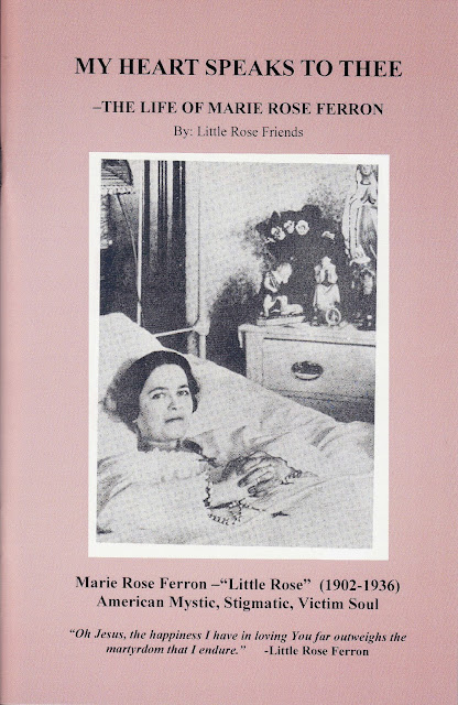 Image result for Marie Rose Ferron –American Mystic