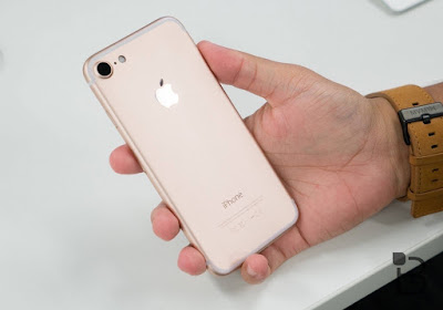 iPhone 7 đã xuất hiện tại Việt Nam
